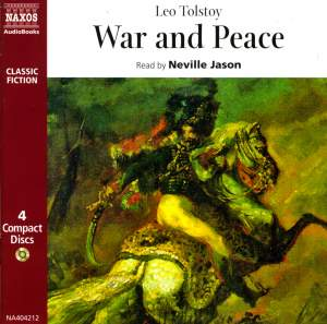 Leo Tolstoy: War & Peace (abridged) Product Image