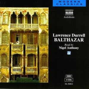Lawrence Durrell: Balthazar (abridged) Product Image