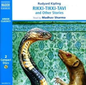 Rudyard Kipling: Rikki-Tikki-Tavi (unabridged) Product Image