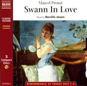 Marcel Proust: Swann in Love (abridged) Product Image