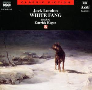 LONDON, J.: White Fang (Abridged) Product Image