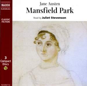 Jane Austen: Mansfield Park (abridged) Product Image