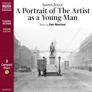 James Joyce: A Portrait of the Artist as a Young Man (abridged) Product Image