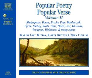 Collection: Popular Poetry / Popular Verse, Vol. 2 Product Image