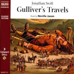 Jonathan Swift: Gulliver's Travels (abridged) Product Image