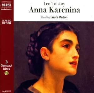 Leo Tolstoy: Anna Karenina (abridged) Product Image