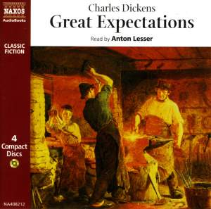 Charles Dickens: Great Expectations (abridged) Product Image