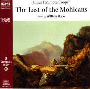 James Fenimore Cooper: The Last of the Mohicans (abridged) Product Image