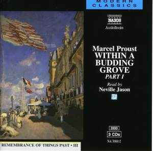 Marcel Proust: Within a Budding Grove - Part One Product Image