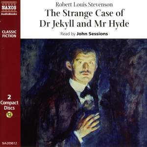 STEVENSON, R.L.: Strange Case of Dr Jekyll and Mr Hyde (The) (Abridged) Product Image