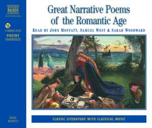Great Narrative Poems of the Romantic Age Product Image