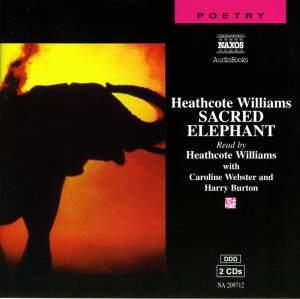 Heathcote Williams: Sacred Elephant (unabridged) Product Image