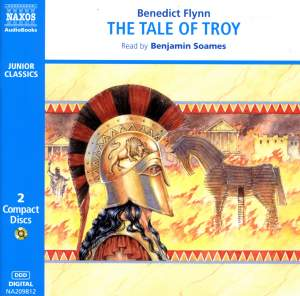 Benedict Flynn: The Tale of Troy (unabridged) Product Image