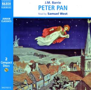 J. M. Barrie: Peter Pan (abridged) Product Image
