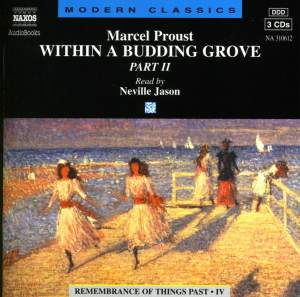 Marcel Proust: Within a Budding Grove – Part 2 (abridged) Product Image