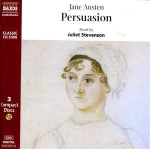 Jane Austen: Persuasion Product Image