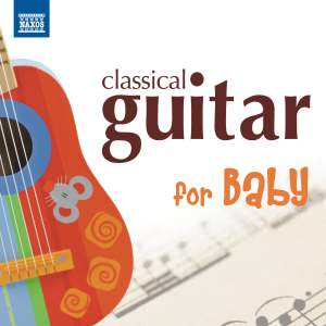 Classical Guitar for Baby