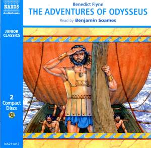 Benedict Flynn: The Adventures of Odysseus (unabridged) Product Image