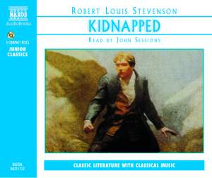 Robert Louis Stevenson: Kidnapped (abridged) Product Image