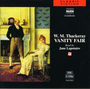 W. M. Thackeray: Vanity Fair (abridged) Product Image