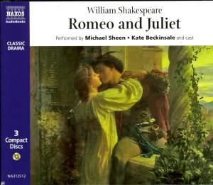 William Shakespeare: Romeo & Juliet (unabridged) Product Image