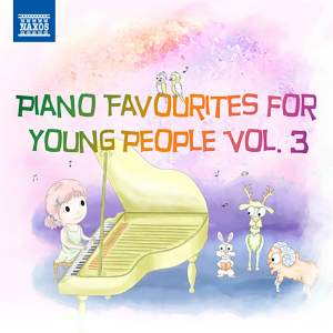 Piano Favourites for Young People, Vol. 3