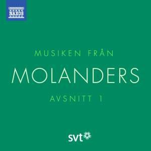 Musiken från Molanders avsnitt 1