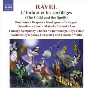 Ravel - L'Enfant et les sortilèges Product Image