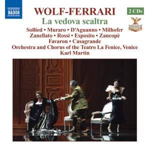 Wolf-Ferrari: La Vedova Scaltra Product Image