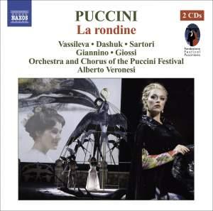 Puccini: La Rondine Product Image