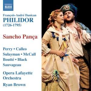 Philidor, F-A: Sancho Pança Product Image