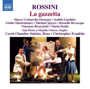 Rossini: La Gazzetta Product Image