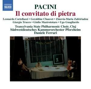 Pacini: Il convitato di pietra (The Stone Guest) Product Image