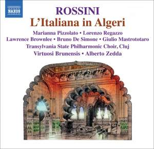 Rossini: L'Italiana in Algeri Product Image