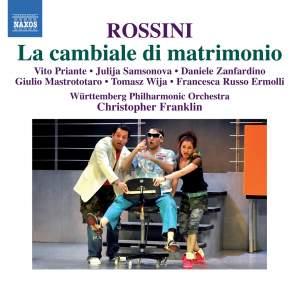 Rossini: La cambiale di matrimonio Product Image