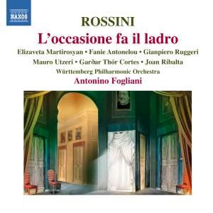 Rossini: L'occasione fa il ladro Product Image