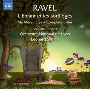 Ravel: L'enfant et les sortilèges & Ma Mère l'Oye Product Image