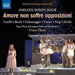 Mayr: Amore non soffre opposizioni