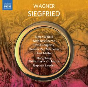 Wagner: Siegfried Product Image