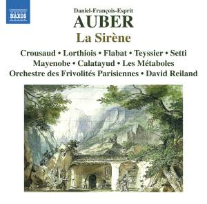 Auber: La Sirène Product Image