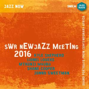 SWR NEWJazz Meeting 2016