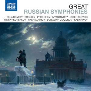 Great Russian Symphonies Product Image