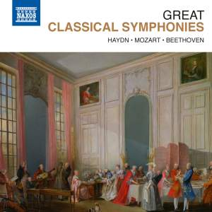 Great Classical Symphonies Product Image