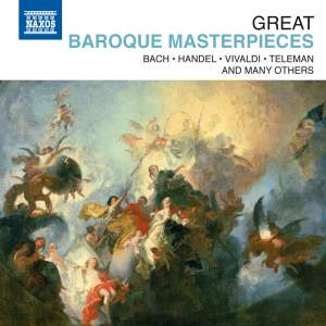 Great Baroque Masterpieces Product Image