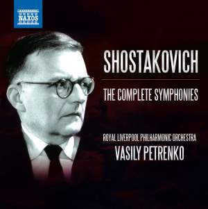Shostakovich: Symphonies Nos. 1-15 (complete) Product Image