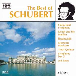 The Best of Schubert Product Image