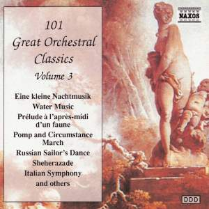 101 Great Orchestral Classics Vol. 3 Product Image