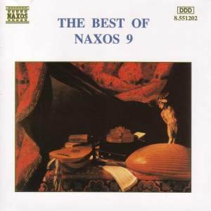 Best of Naxos Vol. 9 Product Image