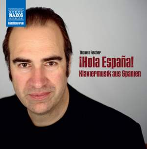 Hola Espana: Klaviermusik aus Spanien