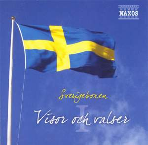 Sverigeboxen - Filharmoni Och Folkton